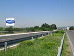 Билборд автомагистрала Хемус позиция II-62.2