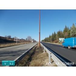 V-9.2 Билборд вход Благоевград - след КПП КАТ
